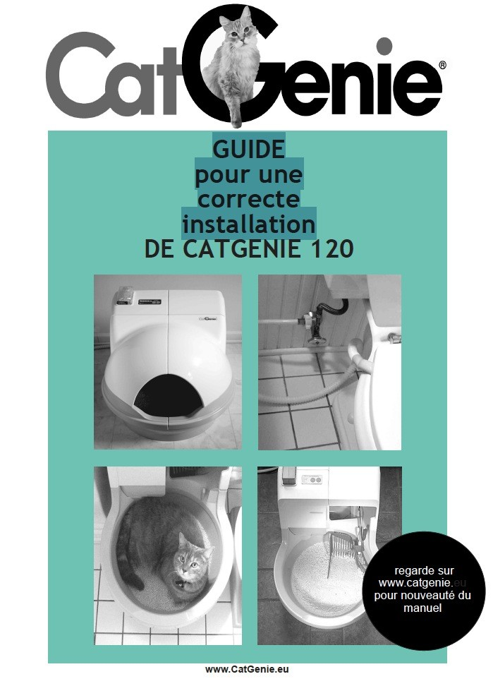 CatGenie Guide France